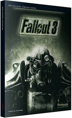 Fallout 3: The Official Strategy Guide, Future Press Paperback Book