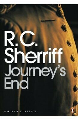 Journey's End (Penguin Modern Classics) by Sherriff, R. C. Paperback Book The