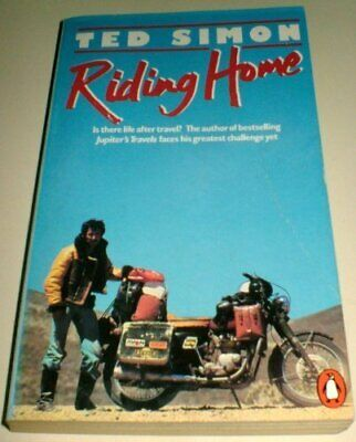 Riding Home by Simon, Ted Paperback Book The Cheap Fast Free Post
