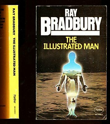 The Illustrated Man by Bradbury, Ray Paperback Book The Cheap Fast Free Post