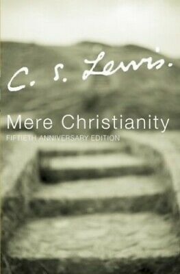 Mere Christianity, Lewis, C. S. Paperback Book The Cheap Fast Free Post
