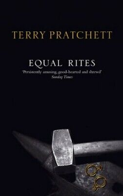 Equal Rites: (Discworld Novel 3) (Discworld Nov... by Pratchett, Terry Paperback