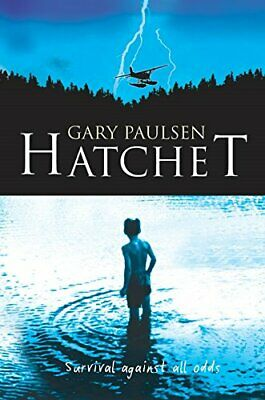 Hatchet: new cover edition by Paulsen, Gary Paperback Book The Cheap Fast Free