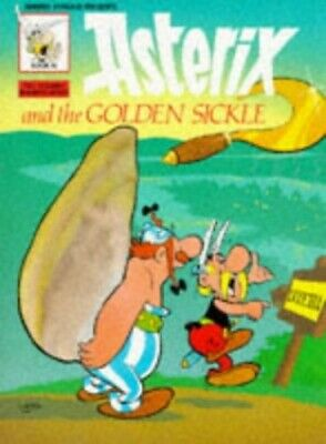 Asterix and the Golden Sickle (Classic Asterix paperbacks), Uderzo Paperback The