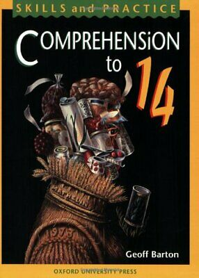 Comprehension to 14 by Barton, Geoff Paperback Book The Cheap Fast Free Post