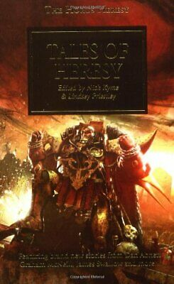 Tales of Heresy (The Horus Heresy) Paperback Book The Cheap Fast Free Post