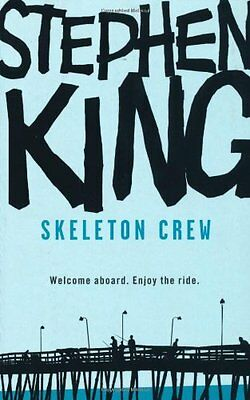 Skeleton Crew, King, Stephen Paperback Book The Cheap Fast Free Post