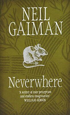 Neverwhere by Gaiman, Neil Book The Cheap Fast Free Post