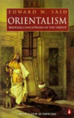 Orientalism: Western Conceptions of the Orient (... by Said, Edward W. Paperback