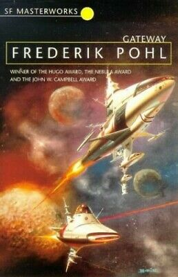 Gateway (S.F. MASTERWORKS) by Pohl, Frederik Paperback Book The Cheap Fast Free