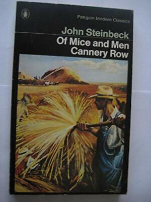 Of Mice And Men And Cannery Row (Penguin Modern Classics) by Steinbeck, John The