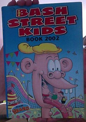 The Bash Street Kids 2002 (Annual) Hardback Book The Cheap Fast Free Post