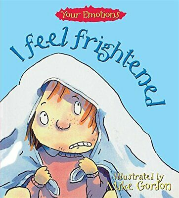 I Feel Frightened (Your Emotions) by Moses, Brian Paperback Book The Cheap Fast