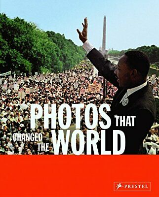 Photos That Changed the World by Peter Stepan Paperback Book The Cheap Fast Free