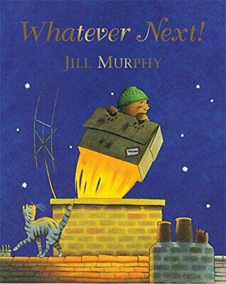 Whatever Next!, Murphy, Jill Paperback Book The Cheap Fast Free Post