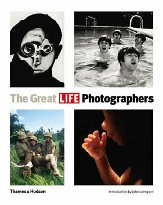 The Great LIFE Photographers by John Loengard Paperback Book The Cheap Fast Free