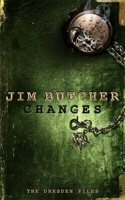 Changes: The Dresden Files, Book Twelve by Butcher, Jim Hardback Book The Cheap