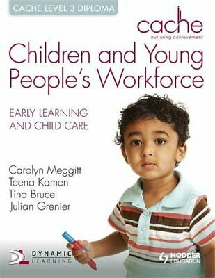 CACHE Level 3 Children and Young People's Workfo... by Grenier, Julian Paperback