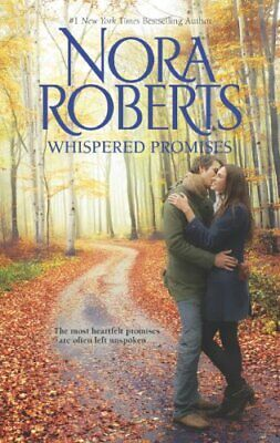 Whispered Promises: The Art of Deception Storm Warning by Roberts, Nora Book The