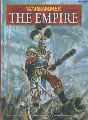 Warhammer: The Empire Book The Cheap Fast Free Post