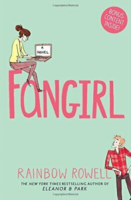Fangirl by Rowell, Rainbow Book The Cheap Fast Free Post