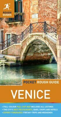 Pocket Rough Guide Venice (Pocket Rough Guides) by Buckley, Jonathan Book The
