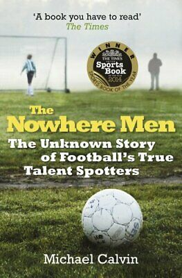 The Nowhere Men by Calvin, Michael Book The Cheap Fast Free Post