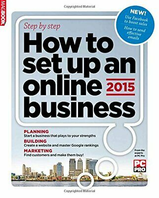 How to set up an Online Business 6 by PC Pro Book The Cheap Fast Free Post