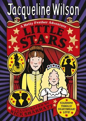 Little Stars (Hetty Feather) by Wilson, Jacqueline Book The Cheap Fast Free Post