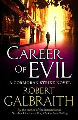 Career of Evil: Cormoran Strike Book 3 by Galbraith, Robert Book The Cheap Fast