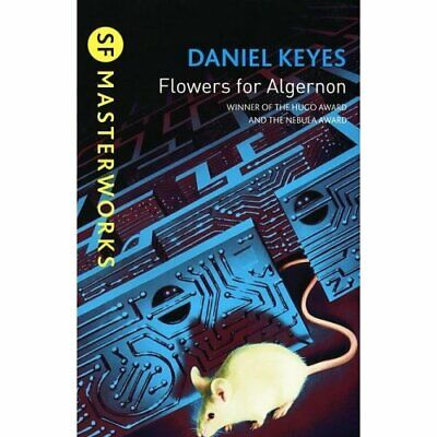 Flowers For Algernon by Daniel Keyes Book The Cheap Fast Free Post