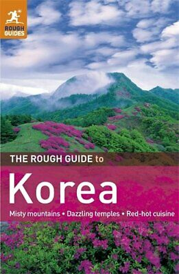 The Rough Guide to Korea by Norbert Paxton Book The Cheap Fast Free Post