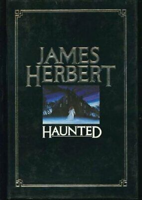 Haunted: NTW by Herbert, James Hardback Book The Cheap Fast Free Post