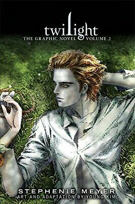 Twilight: The Graphic Novel, Volume 2 by Meyer, Stephenie Book The Cheap Fast