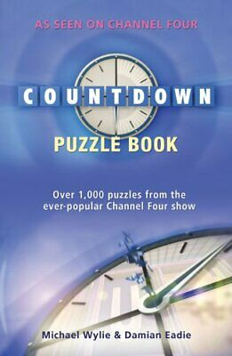 Countdown Puzzle by Michael Wylie Book The Cheap Fast Free Post