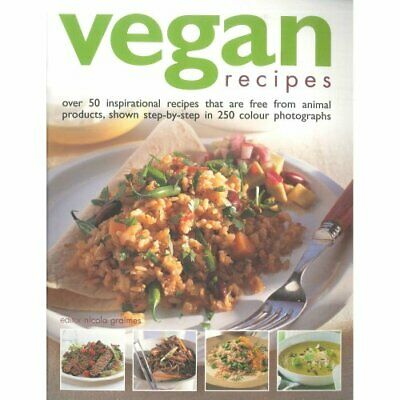Vegan Recipes by , Editor: Book The Cheap Fast Free Post