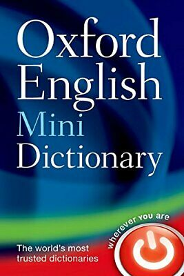 Oxford English Mini Dictionary by Oxford Dictionaries Paperback Book The Cheap