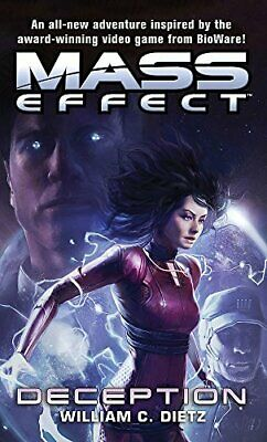 Mass Effect: Deception (Mass Effect 4) by Dietz, William C. Book The Cheap Fast