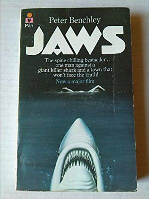 Jaws by Peter Benchley Paperback Book The Cheap Fast Free Post
