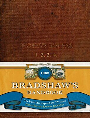 Bradshaw's Handbook by Bradshaw, George Book The Cheap Fast Free Post