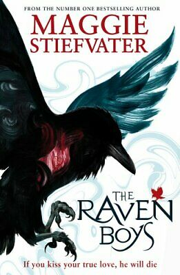 The Raven Boys by Stiefvater, Maggie Book The Cheap Fast Free Post