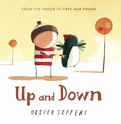 Up and Down by Jeffers, Oliver Hardback Book The Cheap Fast Free Post