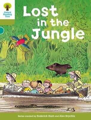 Oxford Reading Tree: Level 7: Stories: Lost in th... by Hunt, Roderick Paperback
