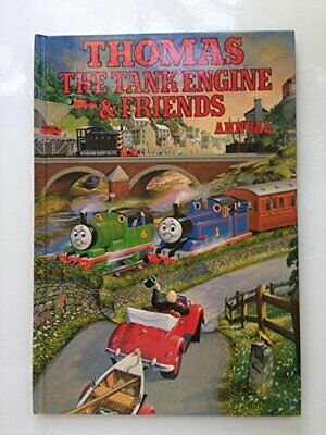 Thomas the Tank Engine and Friends - Annual 1993 by Christopher Awdry Hardback