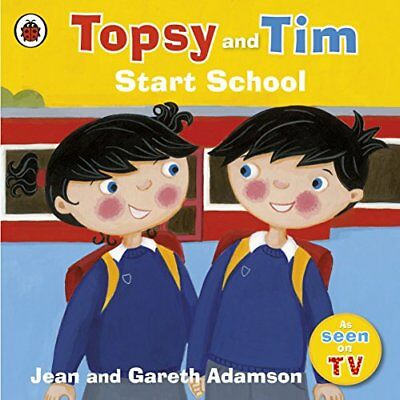 Topsy and Tim: Start School, Adamson, Jean Paperback Book The Cheap Fast Free