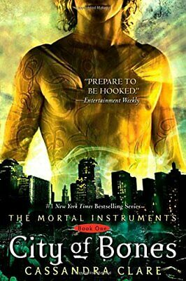 City of Bones (Mortal Instruments) by Clare, Cassandra Book The Cheap Fast Free