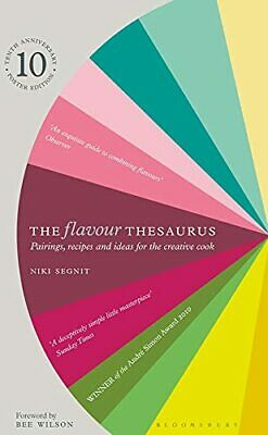 The Flavour Thesaurus by Segnit, Niki Hardback Book The Cheap Fast Free Post