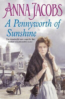 A Pennyworth of Sunshine by Jacobs, Anna Hardback Book The Cheap Fast Free Post