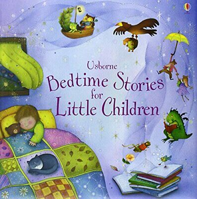 Bedtime Stories for Little Children (Usborne Picture Stor... by Various Hardback