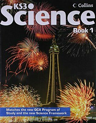 Collins KS3 Science - Pupil Book 1: Bk. 1 (Collins K... by Oliver, Ray Paperback